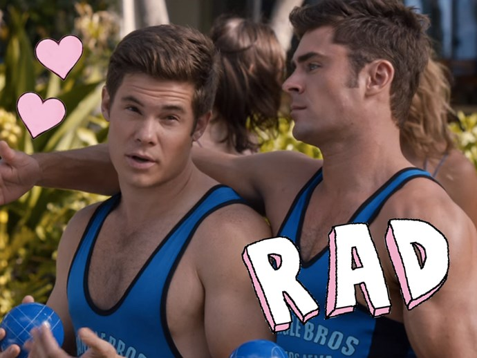 Adam DeVine gets 3000% candid about his bromance with Zac Efron