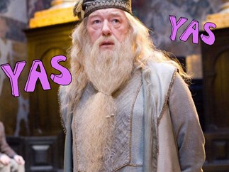 Dumbledore is confirmed to star in Fantastic Beasts sequel