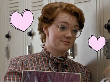 Barb from Stranger Things shares her struggle with self-harm