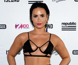 Demi Lovato apologises for the election pussy joke she made