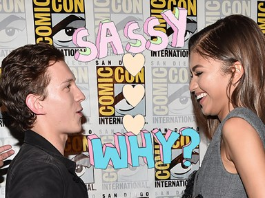 You won't believe what Spider-Man star Tom Holland did when he first met Zendaya