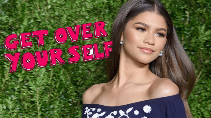 Here's what Zendaya has to say about those racist 'Spider-Man' comments