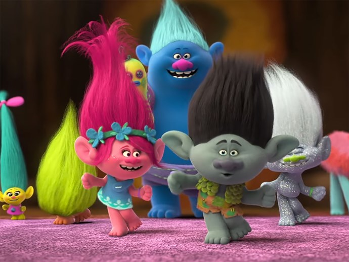 Trolls movie quiz