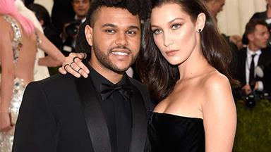 Bella Hadid and The Weeknd have some bloody horrible news