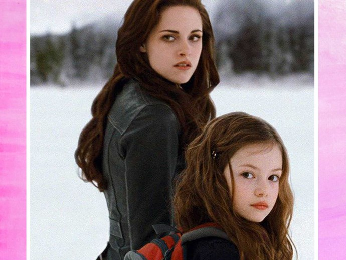 Mackenzie Foy aka Twilight's Renesmee Cullen is all grown up