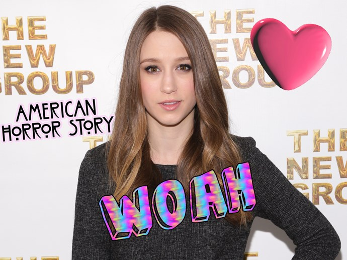 Taissa Farmiga finally appeared on 'American Horror Story' but fans aren't happy