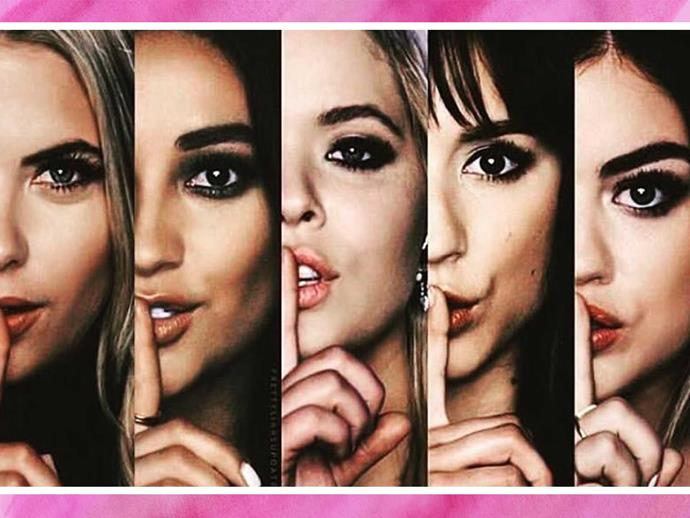 A 'PLL' fan ~may~ have just discovered the identity of Uber A