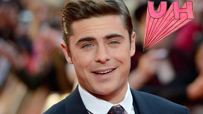 Zac Efron and Madonna are reportedly dating