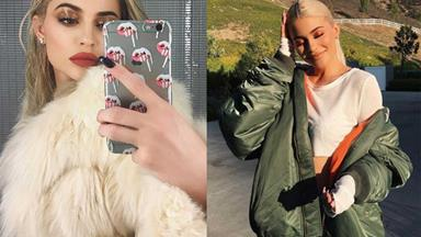 Kylie Jenner reveals the biggest secret to her flawless selfies