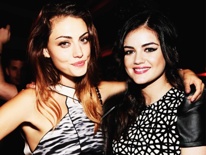Lucy Hale in Sydney and Australia