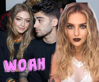 Original 'Shout Out To My Ex' lyrics by Little Mix attack Gigi Hadid