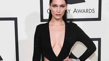 Bella Hadid is getting majorly body-shamed right now