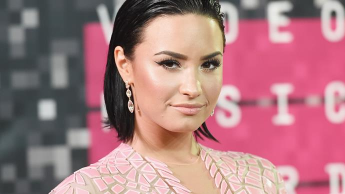 Demi Lovato reveals her biggest beauty regret