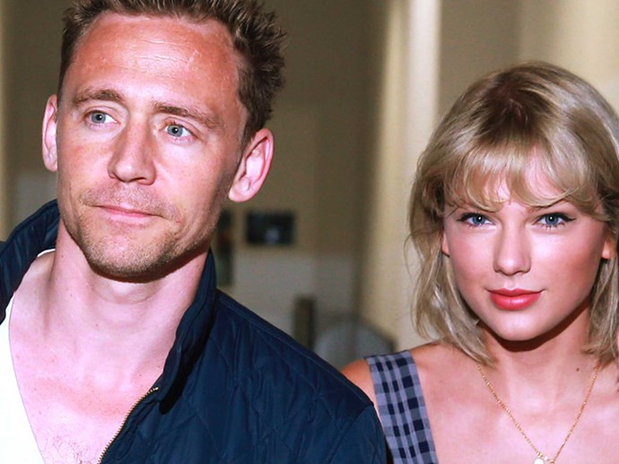 Does Tom Hiddleston's new girlfriend look like Taylor Swift