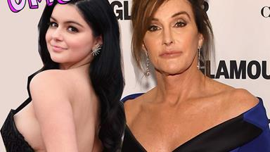 Caitlyn Jenner has called Ariel Winter something that'll probs make her cry