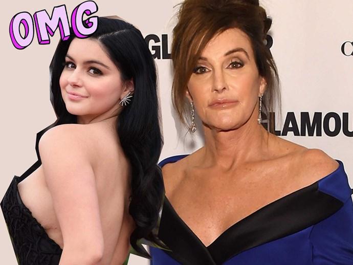 Caitlyn Jenner calls Ariel Winter her second daughter