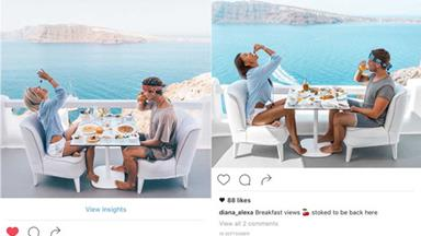 Australian Instagram star had a stalker follow her around the world and copy ALL her photos