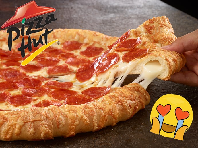 Pizza Hut restaurants are coming back to Australia!