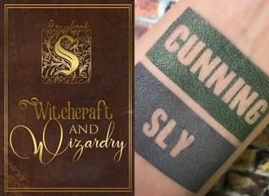 A Harry Potter eyeshadow palette is *definitely* in the making