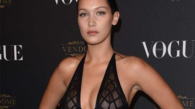 Bella Hadid has wasted no time finding herself a new boyfriend