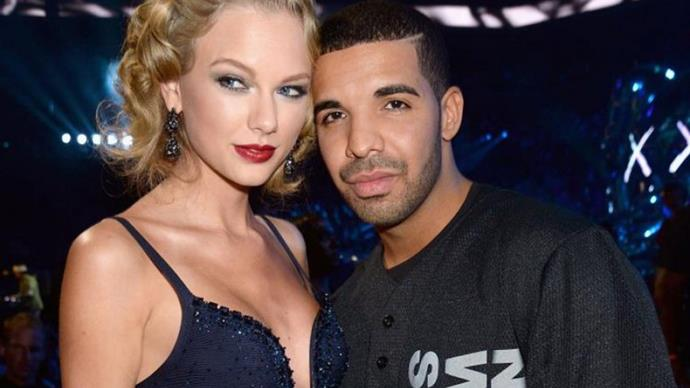 Taylor Swift posts video of Drake singing 'Bad Blood'
