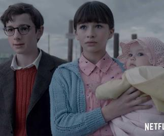 """New """"A Series of Unfortunate Events"""" trailer"""