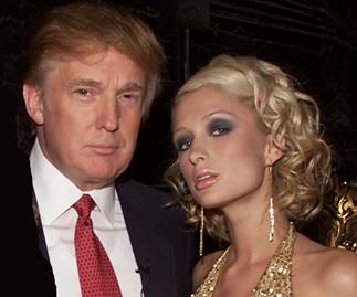 Paris Hilton voted for Donald Trump