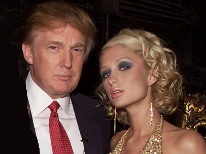 Paris Hilton voted for Donald Trump