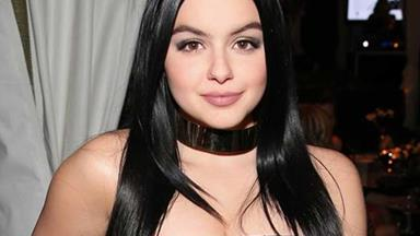 Ariel Winter went out with no pants on