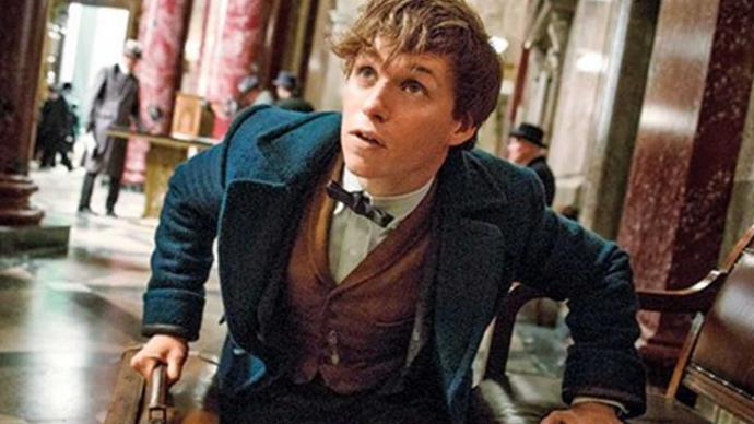 J.K. Rowling reveals details new 'Fantastic Beasts' movies