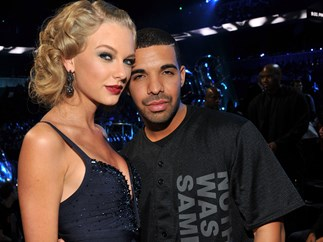Drake and Taylor Swift.