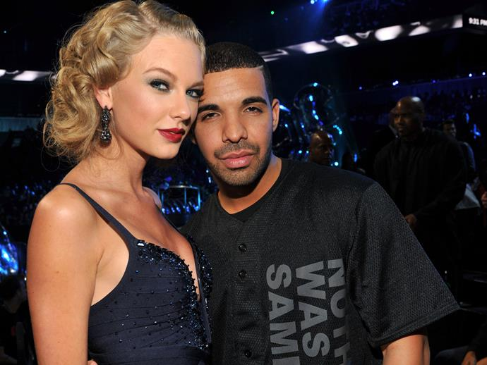 Drake is 3000% datin