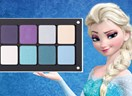 You can make your own Disney Princess eyeshadow palettes using this hack