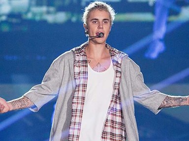 It happened: Justin Bieber punched a fan in the face