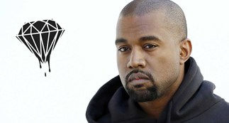 Kanye West was handcuffed when hospitalised.