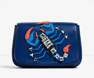 Zara release a new star-sign handbag collection