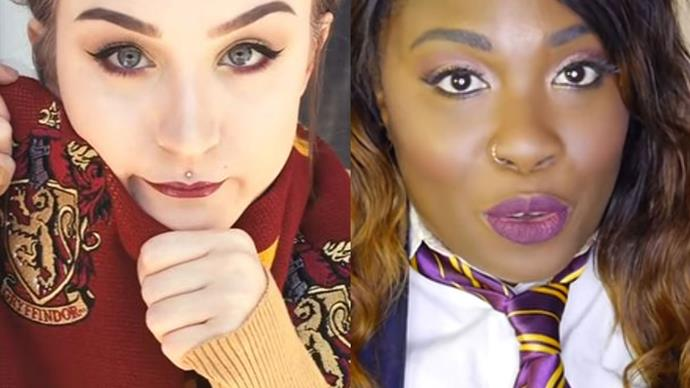 Here are the best Harry Potter beauty tutorials