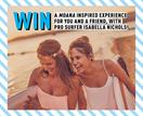 WIN the ~ultimate~ summer hang out experience for you and a friend!