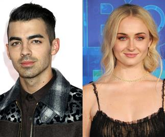 Joe Jonas and Sophie Turner spotted leaving hotel together
