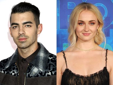 Joe Jonas and Sophie Turner are so official it hurts