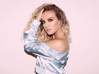Perrie Edwards and rumoured boyfriend follow each other on Instagram