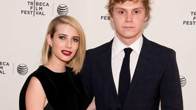 Emma Roberts and Evan Peters are once again engaged and people are really angry