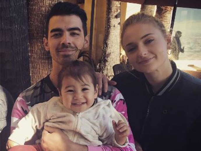 Joe Jonas and Sophie Turner spend Thanksgiving together