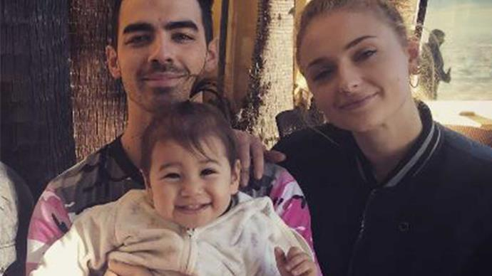 Joe Jonas and Sophie Turner spend Thanksgiving together