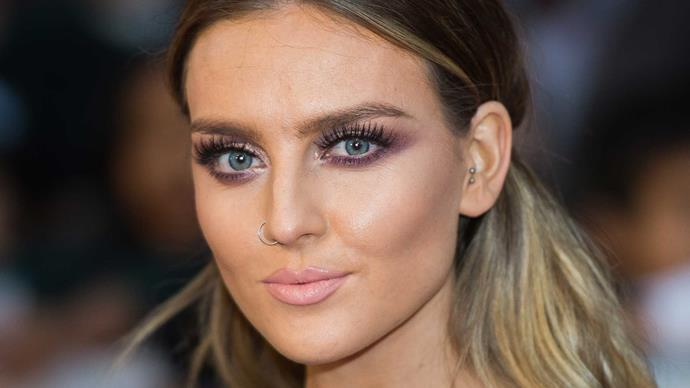 James McVey flirts with Perrie Edwards on Twitter