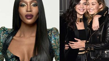 OG supermodel Naomi Campbell has made her opinion about Kendall and Gigi as 'real models' very clear