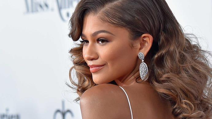 Zendaya is launching her own beauty app