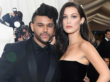Bella Hadid was caught social media stalking her ex and #beenthere #donethat