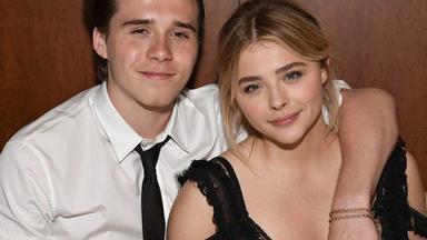 Brooklyn Beckham and Chloe Moretz are about to be back in 'yo lives