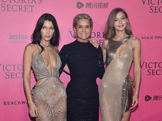 Yolanda Hadid slammed for Belle and Gigi throwback photo